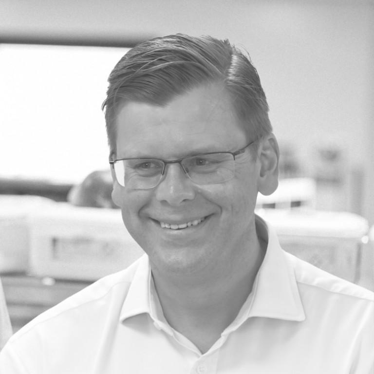 Andy Stedman - Scentmaker & Head of Fragrance Oils